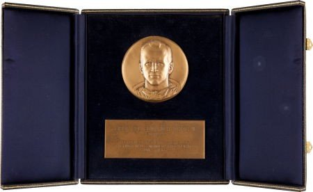 40016: Ed White II: National Space Hall of Fame Medal a