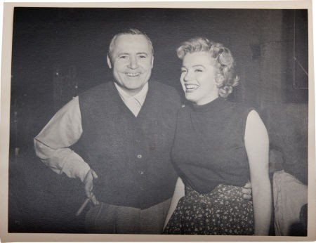 46015: A Marilyn Monroe and Henry Hathaway Never-Before