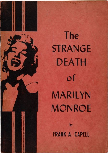 46018: A Marilyn Monroe-Related Booklet, 1964.