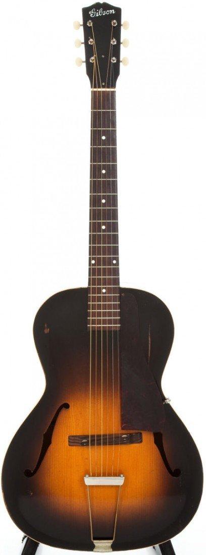 54009: 1940's Gibson L-30 Sunburst Acoustic Guitar, Ser