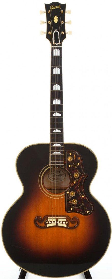 54014: 1951 Gibson SJ-200 Sunburst Acoustic Guitar, Ser
