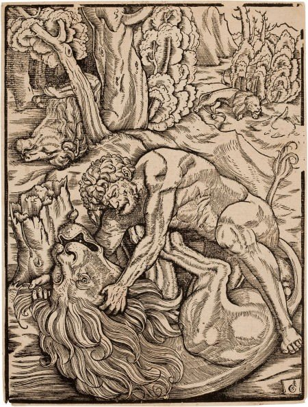 86004: Attributed to GEORG SCHARFFENBERG (German, circa