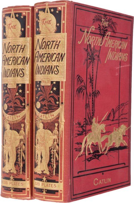 36005: George Catlin. The North American Indians. Being