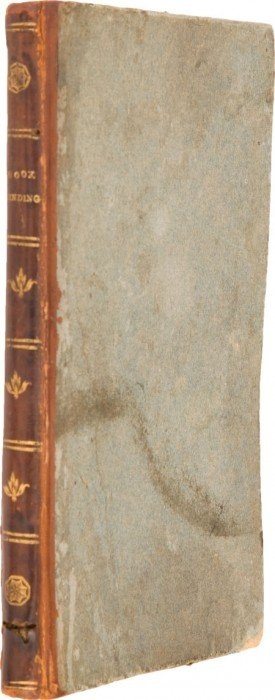 36007: [Peter Cottom]. The Whole Art of Book-Binding, C