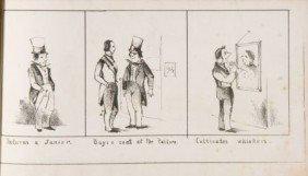 36015: William T. Peters, illustrator. The College Expe