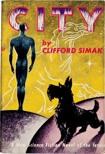 36232: Clifford D. Simak. City. [New York]: Gnome Press