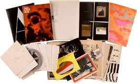 36049 Art Periodicals Seven Issues of AspenThe Mag