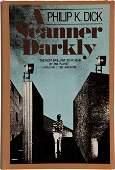 36260: Philip K. Dick. A Scanner Darkly. Garden City: D