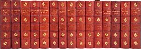 36517: Sir Walter Scott. Waverley Novels. London: Merri