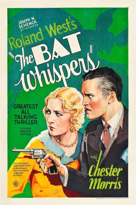 83002: The Bat Whispers (United Artists, 1930). One She