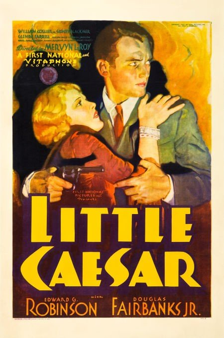 83020: Little Caesar (Warner Brothers - First National,