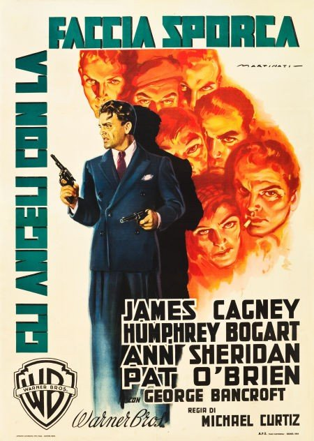 83359: Angels with Dirty Faces (Warner Brothers, 1949).