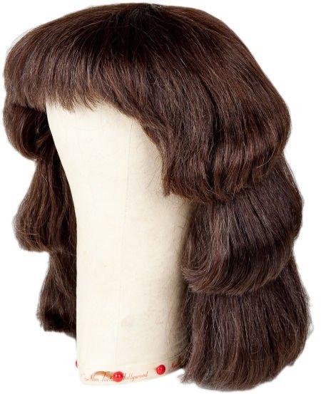 "46016: An Elizabeth Taylor Wig from ""Cleopatra."""