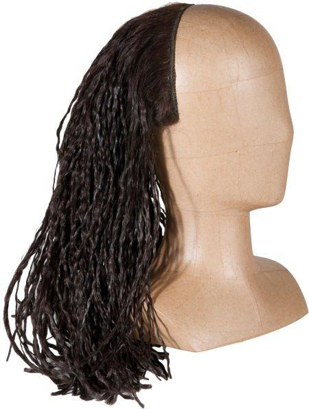 "46017: An Elizabeth Taylor Wig from ""Cleopatra."""
