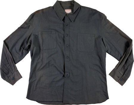 "46024: A John Wayne Shirt from ""The Cowboys."""