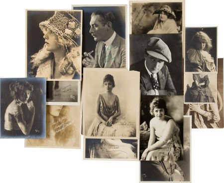 46091: Mary Miles Minter, Bessie Love and Other Early S