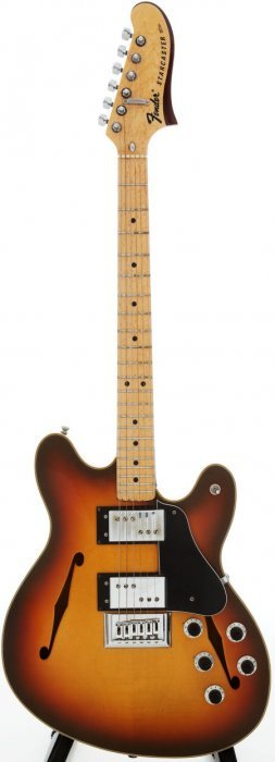 1976 Fender Starcaster Sunburst Solid Body Elect