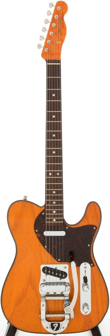 54250: 1996 Fender Custom Shop Butterscotch Blonde Bigs
