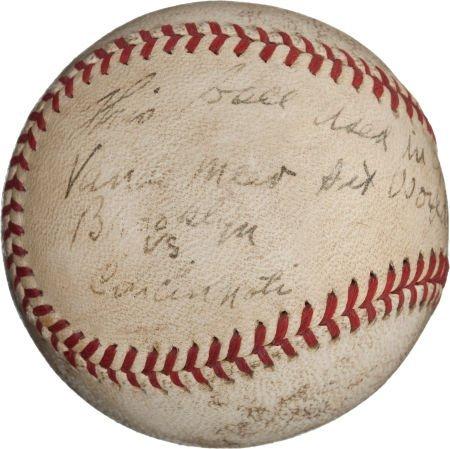 80942: 1938 Johnny Vander Meer Second Consecutive No-Hi