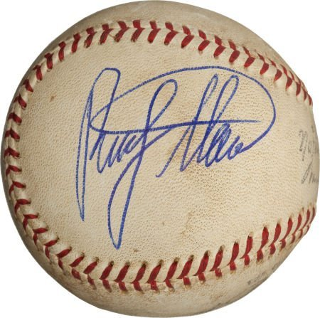 80966: 1969 Rusty Staub First Home Run with the Montrea