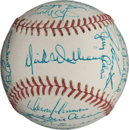 80972: 1973 Oakland Athletics World Championship Team S