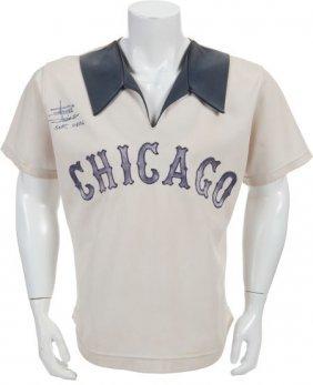 1976 Minnie Minoso Game Worn Chicago White Sox J