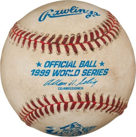 80999: The Last Home Run Baseball of the 1900's--Jim Le
