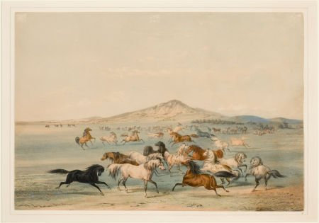 70003: GEORGE CATLIN (American, 1796-1872) North Americ