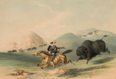 70007: GEORGE CATLIN (American, 1796-1872) North Americ