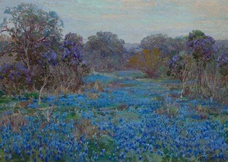76042: JULIAN ONDERDONK (American, 1882-1922) Field of