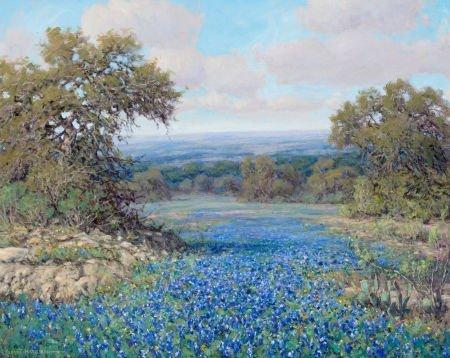 76047: ROBERT HARRISON (American, 20th Century) A Field