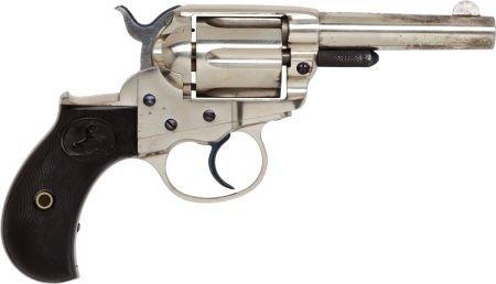 50566: Colt Model 1877 Lightning Double Action Revolver