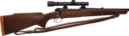 50669: 30/06 Pre-64 Winchester Model 70 Bolt Action Rif