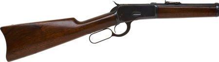 50670: Winchester Model 92 Saddle Ring Carbine.