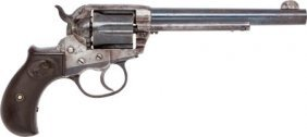 Colt Model 1877 Thunderer Double Action Revolver
