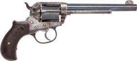 50568: Colt Model 1877 Thunderer Double Action Revolver
