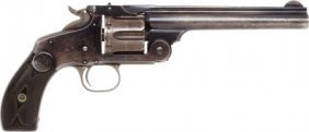 50569: Scarce Low Serial Number Smith & Wesson New Mode
