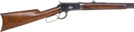 50673: Winchester Model 1892 Takedown Lever Action Rifl