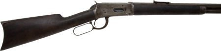 50674: Rare First Year of Production Winchester Model 1