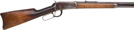 50675: Winchester Model 1894 Lever Action Rifle.