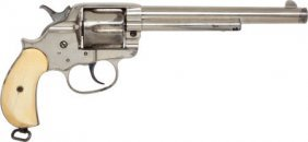 50572: Rare Etched Panel 1878 Colt Frontier Six-Shooter
