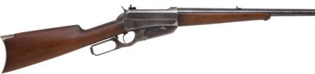 50680: Winchester Model 1895 Lever Action Rifle.
