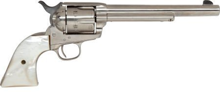 50579: Composite Colt Single Action Army Revolver.