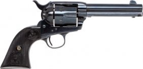 50583: Colt Single Action Army Revolver.