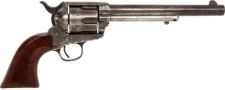50584: David F. Clark Inspected U.S. Cavalry Colt Singl