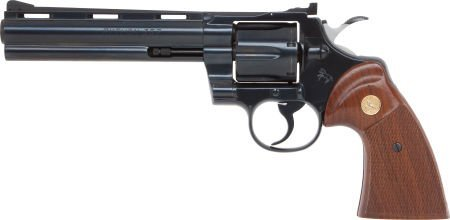 50705: Colt Python Double Action Revolver.
