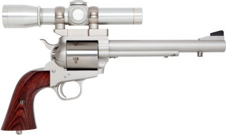 50707: Boxed Freedom Arms .454 Casull Single Action Rev