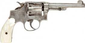 Inscribed Smith & Wesson Model 1905 Double Actio