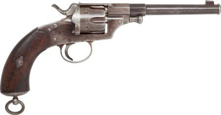 50713: German Mauser Model 1879/80 Military Single Acti