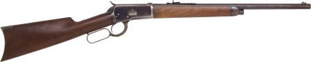 50660: Scarce Winchester Model 1892 Lever Action Carbin